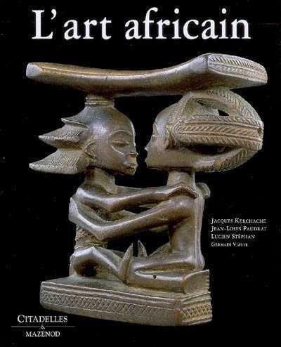 livre L'art Africain