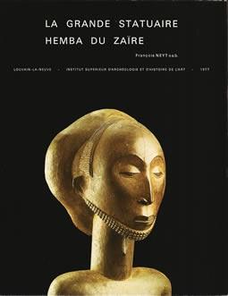 livre La grande statuaire Hemba du Zaïre