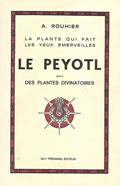 livre Le peyotl
