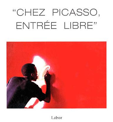 livre Chez Picasso