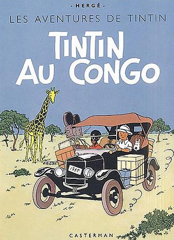 livre Les aventures de Tintin