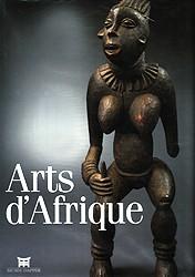 livre Arts d'Afrique