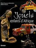 livre Jouets des enfants d'Afrique
