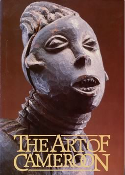 livre The Art of Cameroon