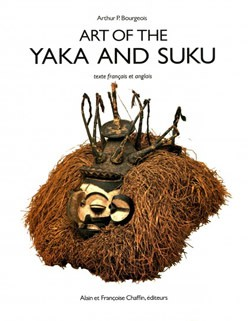 livre Art of the Yaka and Suku