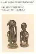 livre L'art Holo du haut Kwango