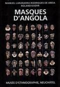 livre Masques d'Angola