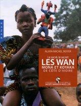 livre A Les Wan Mona et Koyaka de Côte d'Ivoire