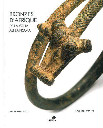 livre Bronzes d'Afrique