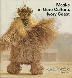 livre Masks in Guro culture