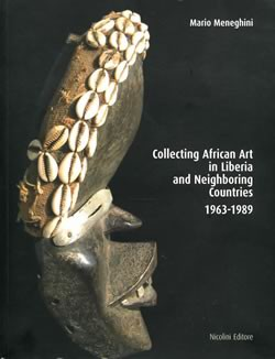 livre Collecting African Art in Liberia