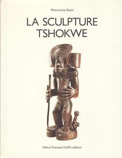 livre La Sculpture Tshokwe