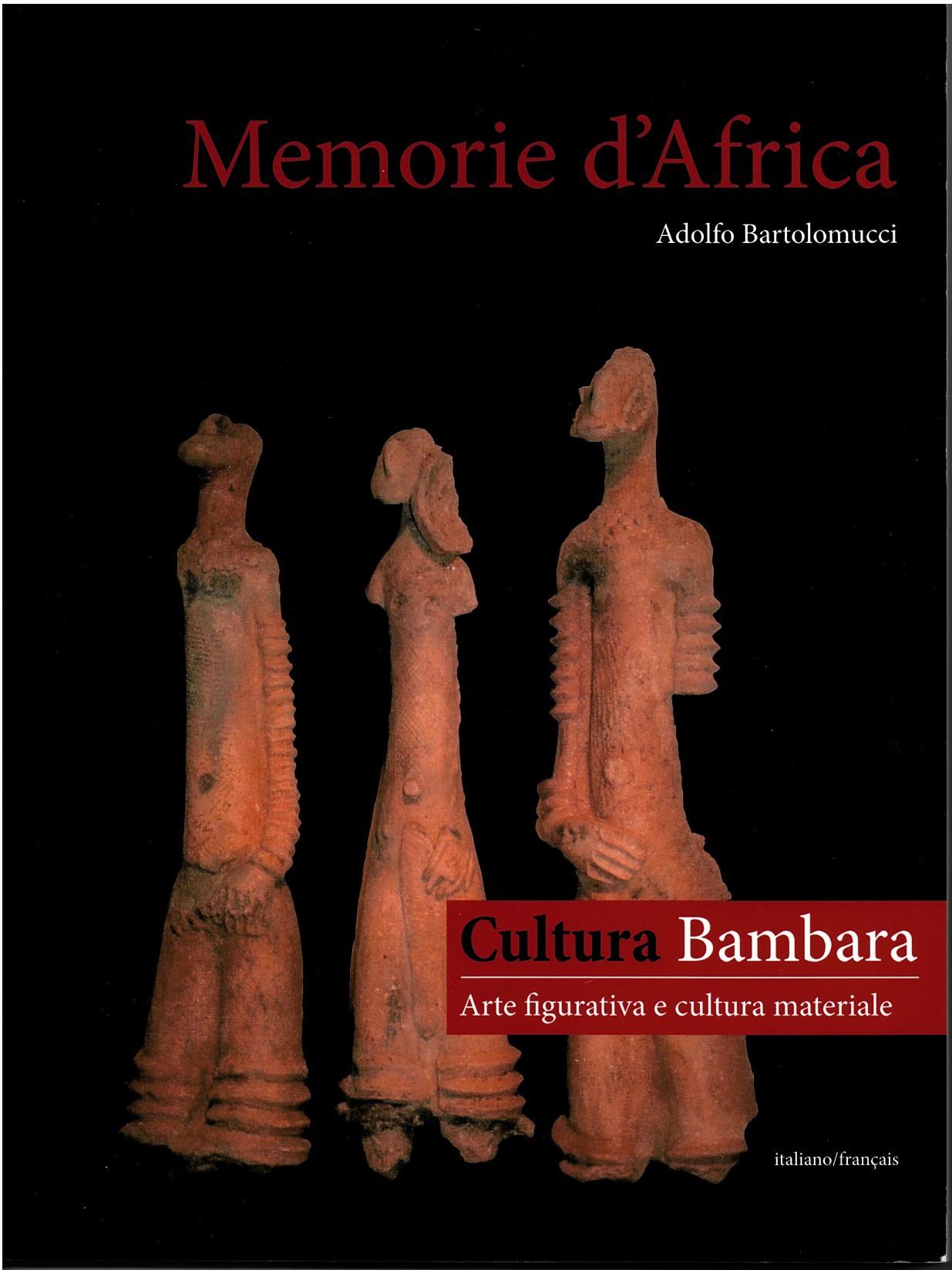 livre Memorie d'Africa - Cultura Bambara