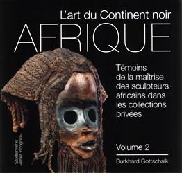 livre Afrique l'Art du Continent Noir