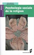livre Psychologie sociale de la religion