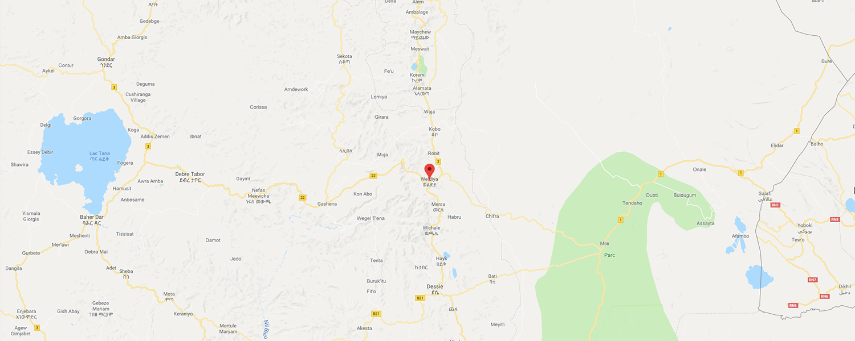 localisation de ethnie Wuolo