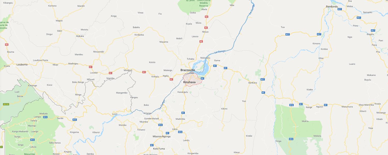 localisation de ethnie Dengese / Ndengese