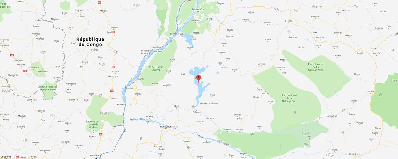 localisation de ethnie Konda / Ekonda