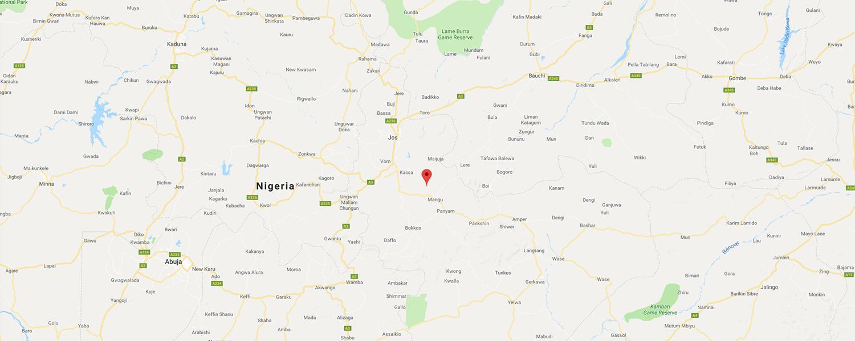 localisation de ethnie Jos ( Plateau de )