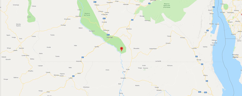 localisation de ethnie Basikasingo / Buyu
