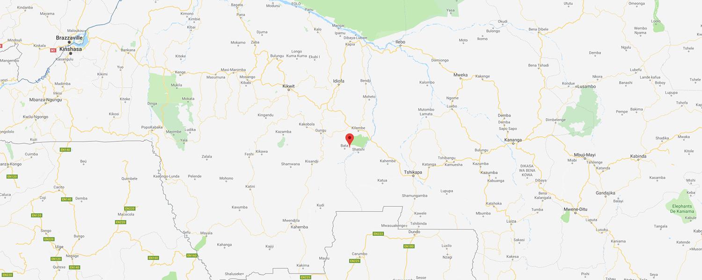 localisation de ethnie Kalanga / Bakalanga