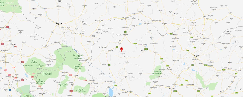 localisation de ethnie Sokoto ( Région de )