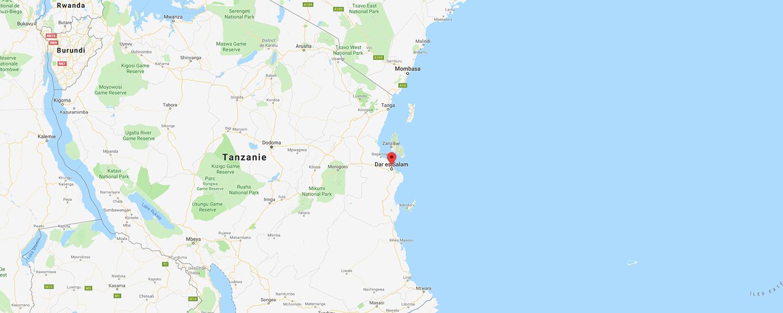 localisation de ethnie ► George Lilanga