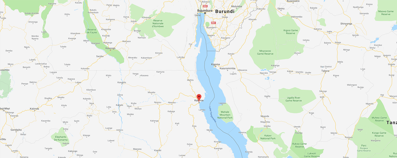 localisation de ethnie Tumbwe