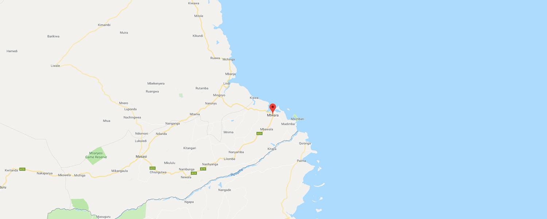 localisation de ethnie Makonde / Wamakonde