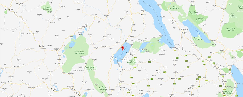localisation de ethnie Tabwa/ Batabwa