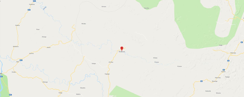 localisation de ethnie Lega / Balega